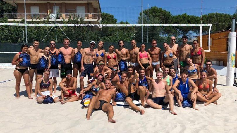 Un'estate di successi per il team giovanile OpenBeach!!!
