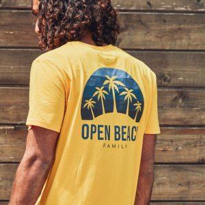 T-Shirt Open Beach Family