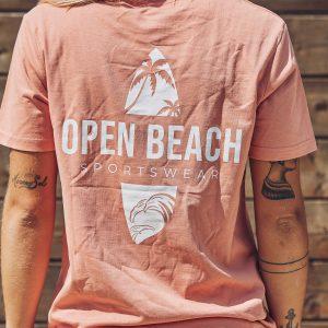 T-Shirt Open Beach Sportswear