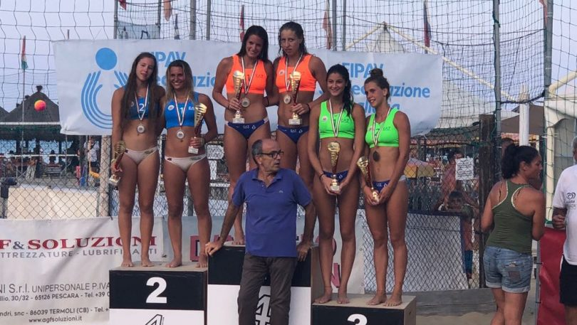 Un'estate di successi per il team giovanile OpenBeach!!!